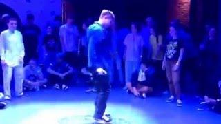 Танцы - битва 1