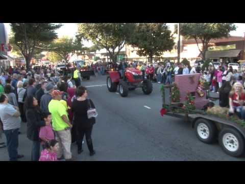 Forest City Parade 2014 by Chad Medford Video Service.