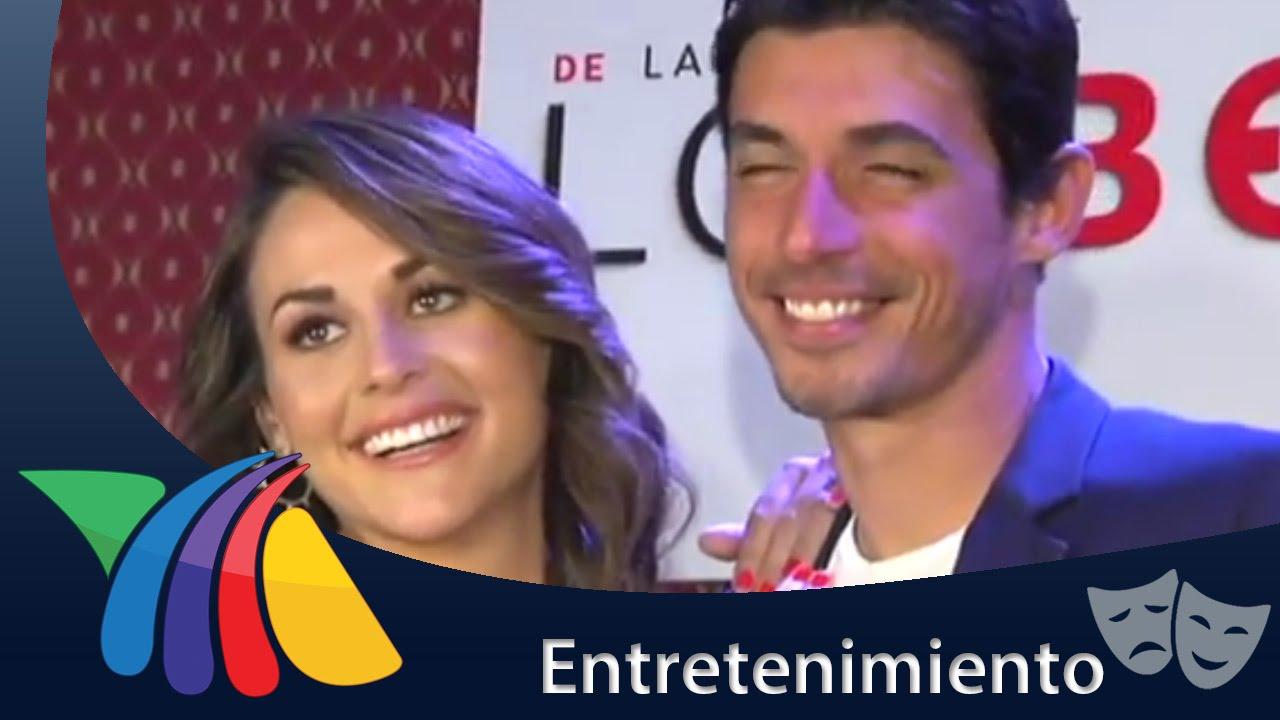 Zuria Vega y Alberto G...