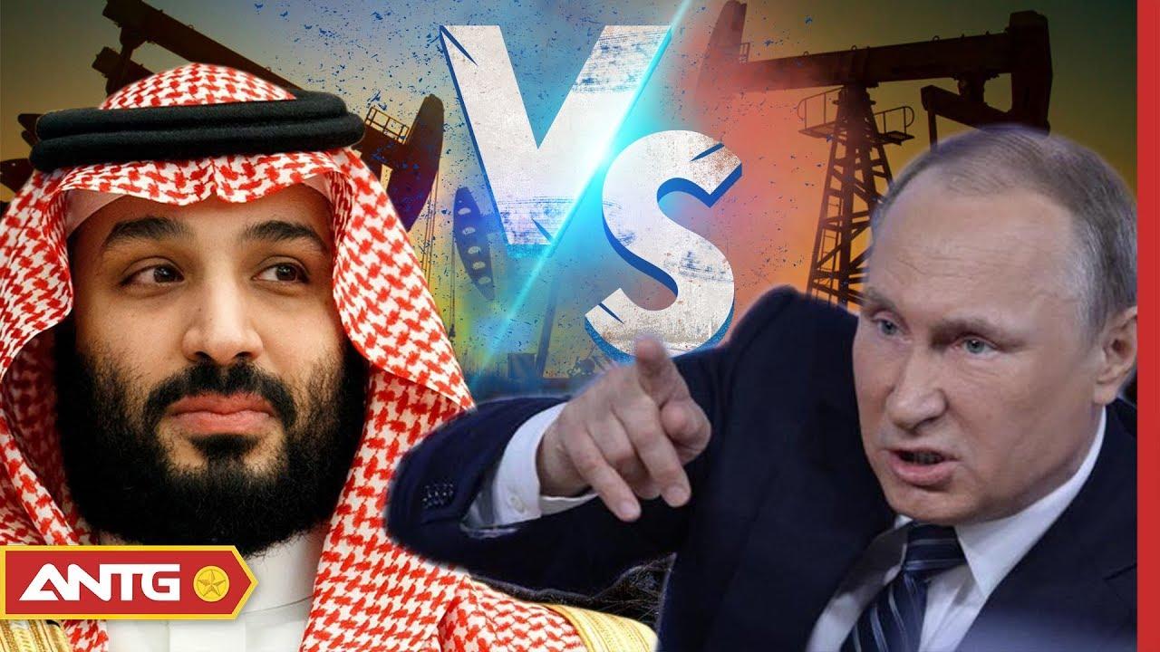 ĐẰNG SAU VIỆC NGA VÀ SAUDI ARABIA PHÁT ĐỘNG CUỘC CHIẾN TRANH DẦU MỎ | TIÊU ĐIỂM QUỐC TẾ | ANTG