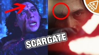 What Is the Kylo Ren Scargate Controversy? (Nerdist News WTFridays w/ Jessica Chobot)