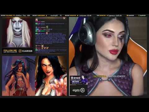 Top Twitch Sexy Girls   SUB SEPTEMBER?!!?!?!! :D SEAGATE GIVEAWAY~   ASMR with Dizzy! #90