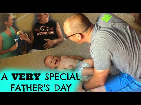 A VERY SPECIAL FATHER'S DAY