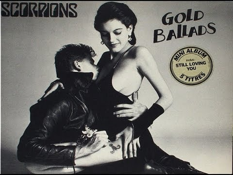 Scorpions - Gold Ballads (Full Album)