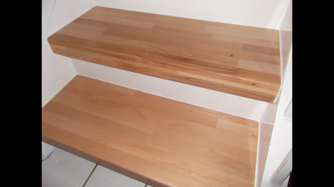 treppenrenovierung und treppenbeleuchtung selbst gemacht youtube. Black Bedroom Furniture Sets. Home Design Ideas