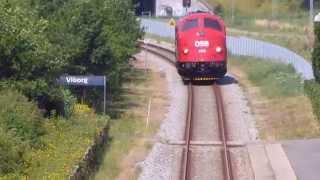 Tur til Viborg med MY 1135