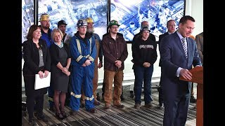 Alberta Government Interest in Oil Refining