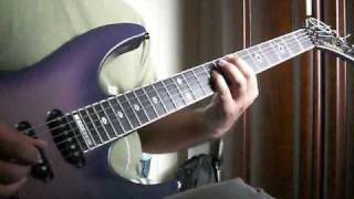 侍戦隊シンケンジャー を ギター で 弾いてみた
