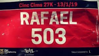 CINC CIMS 2019 | Corbera de Llobregat | 27 Km 1.325 m D+ | Trail Running