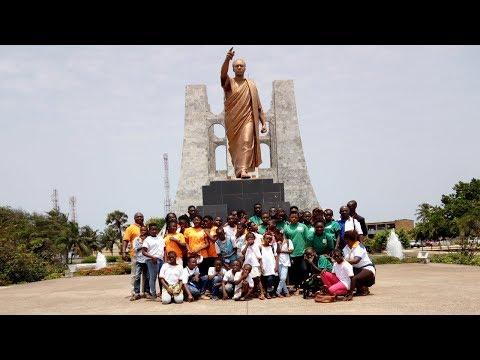 SÉJOUR LINGUISTIQUE AU GHANA 2017