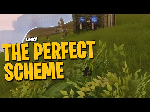 The Almost Perfect Scheme - Fortnite Battle Royale