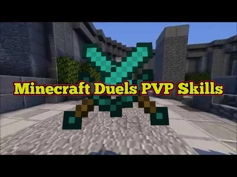 Barb skills for pvp minecraft