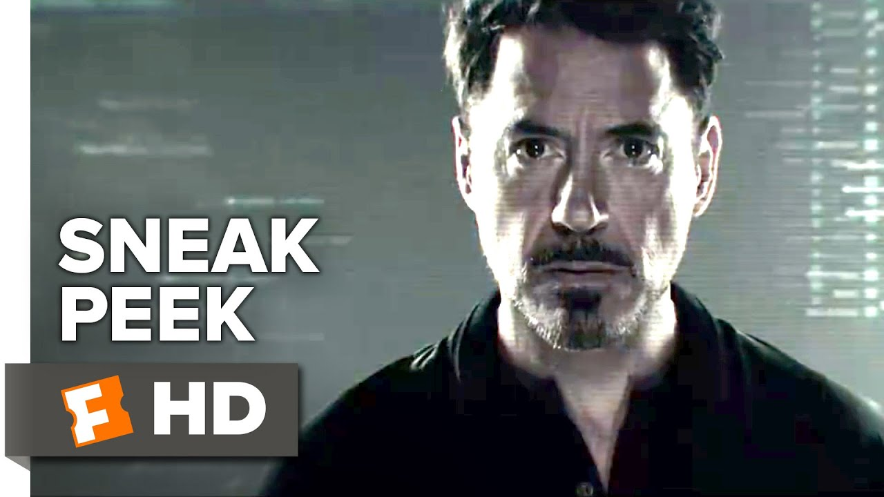 Captain America: Civil War Official Sneak Peek - Team Iron Man (2016) - Robert Downey Jr. Movie HD