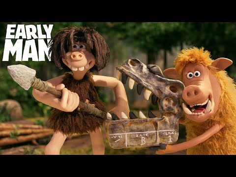 Early Man | 2018 Movie Trailer