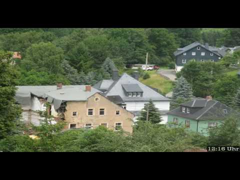 CHDK – house demolition – part 1 (time lapse)