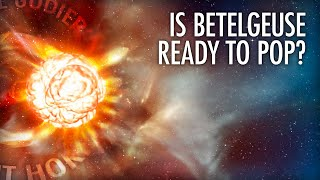 Why is Betelgeuse Dimming? With Dr. Edward Guinan