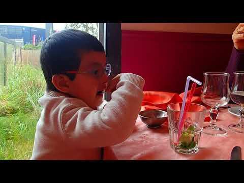 Déjeuné Au Restaurant à Brest 2