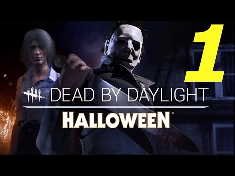 Dead by Daylight Halloween Chapter   Part1 Michael No!!!!!  