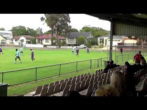 Sorrento v Perth Glory 1st half