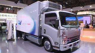 ISUZU: The 45th Tokyo Motor Show 2017 thumbnail