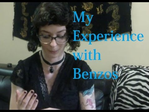 My Experience with Benzodiazepines (benzos)