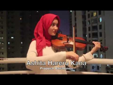 Ashita Hareru Kana Proposal Daisakusen Ost Violin   Sodrina Adani