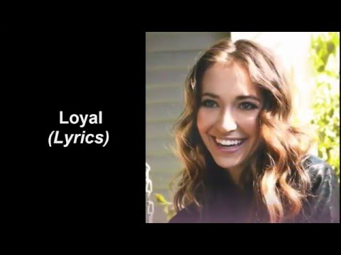 lauren-daigle---loyal-(lyrics)