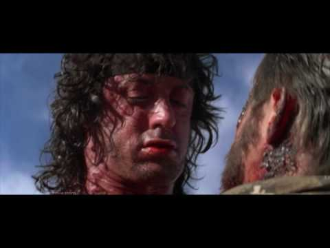 RAMBO. THROUGH HELL AND BACK.