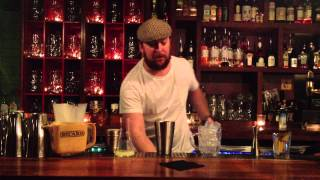 Uncle Slim Shows You How To Make The World Famous Salt Dog Millionaire Cocktail