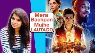 Aladdin Movie REVIEW | Aladdin Movie Explained In Hindi | Deeksha Sharma