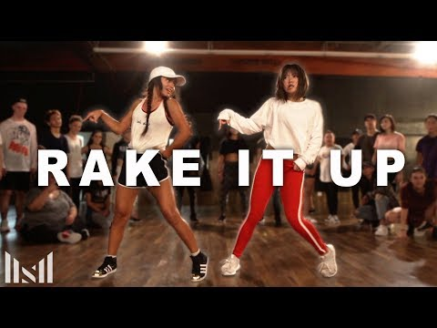 RAKE IT UP - Yo Gotti ft Nicki Minaj Dance   Matt Steffanina Choreography
