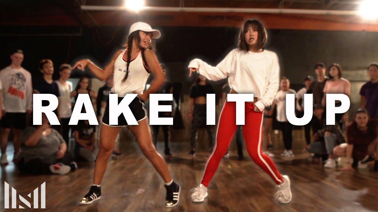 Rake It Up Yo Gotti Ft Nicki Minaj Dance Matt Steffanina Choreography