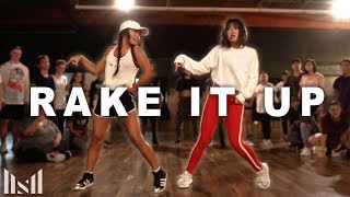 RAKE IT UP - Yo Gotti ft Nicki Minaj Dance | Matt Steffanina Choreography - Stafaband