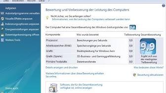 [Win10] - Leistungsindex, Bewertungen, Verbesserungen - Tipps & Tricks - [Deutsch/German]