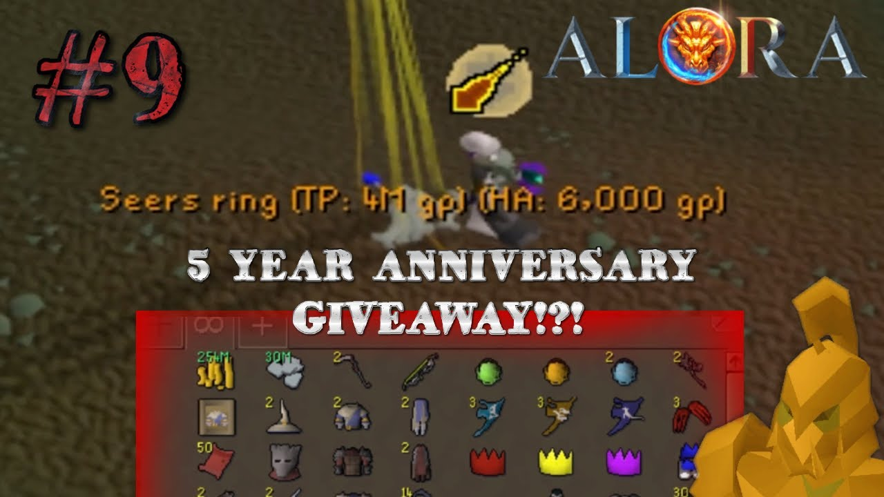 Download OUR BIGGEST SPOONS YET!   EIM EP. 9   $10 GIVEAWAY   5 YEAR ANNIVERSARY GIVEAWAY!   ALORA RSPS