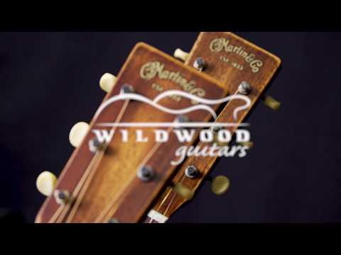 Martin Guitars 000-15M StreetMaster  •  SN: 2114220