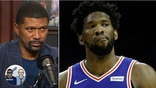 Jalen Rose on Joel Embiid vs. Dinwiddie, Phil Jackson visiting Lakers | Jalen & Jacoby