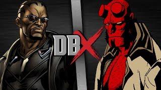 Blade vs Hellboy | DBX