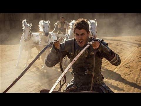 'Ben-Hur' Takes Chariot Racing Full Throttle