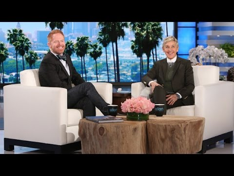 Jesse Tyler Ferguson's Post-'Modern Family' Plan