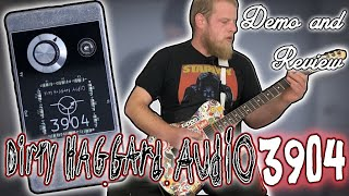 Dirty Haggard Audio 3904 Fuzz Pedal Demo and Review