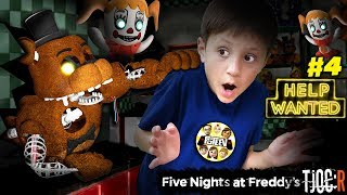 Download DARK ROOMS! FIVE NIGHTS at FREDDY's HELP WANTED + TJOC Reborn Showtime Remastered! Mp3 and Videos