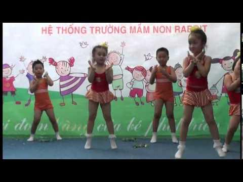 He Thong Truong Mam Non Rabbit - bai ca xe lua