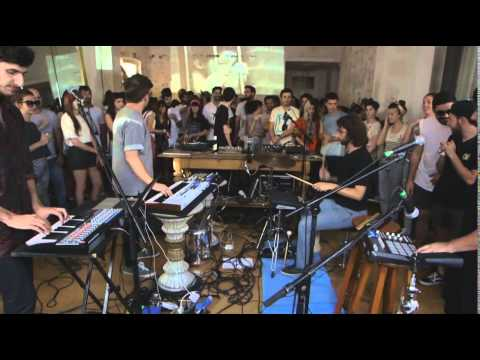 Garden City Movement Boiler Room Tel Aviv Live Show