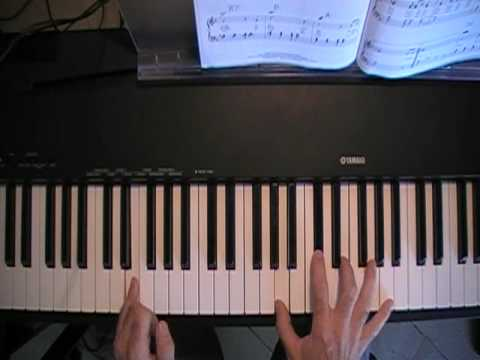 Beatles You Won't See Me How to Play PIano Tutorial