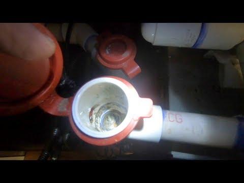 Hvac Water Leak in Basement From Plugged AC Drain