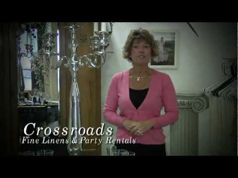 Crossroads Fine Linens and Party Rentals