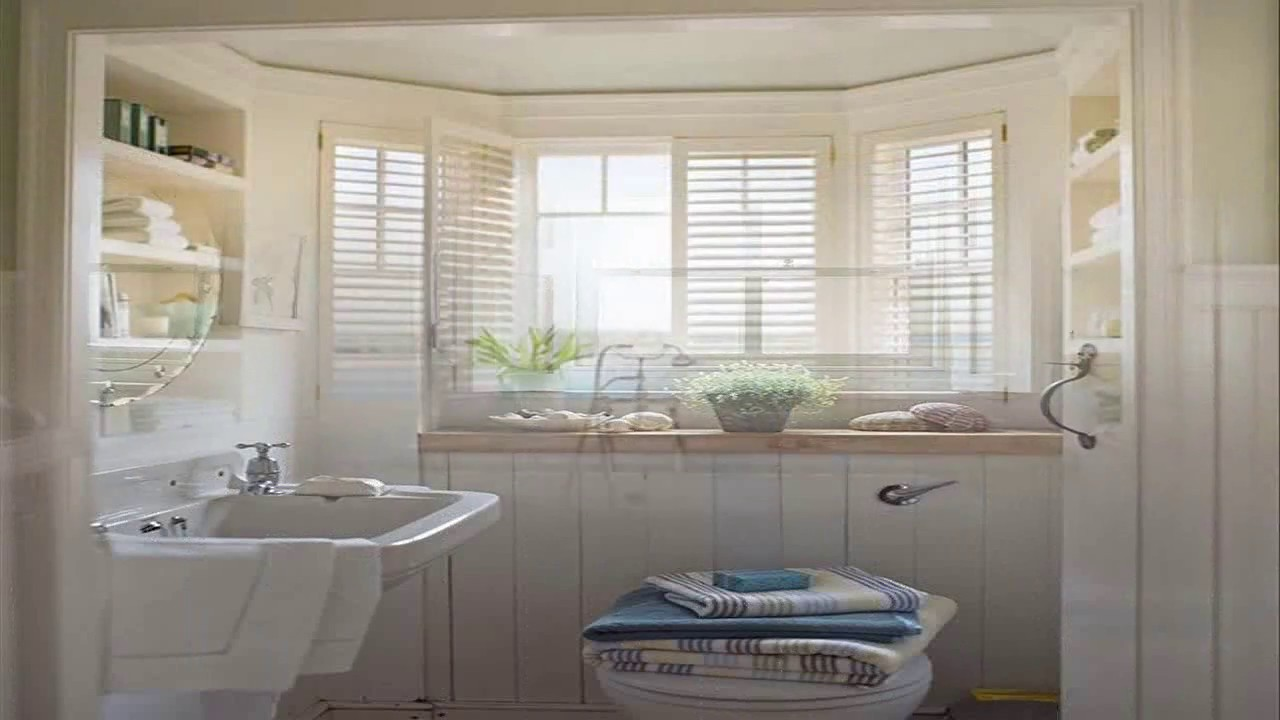 Cottage Bathroom Designs Pictures - YouTube
