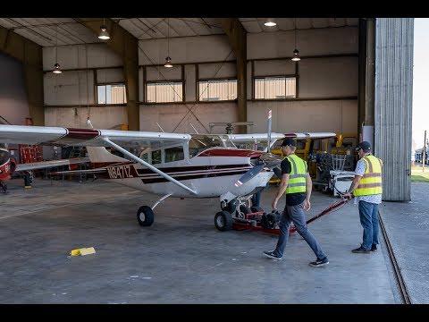 360 Tour of Everett Community College's Aviation Maintenance Technician School