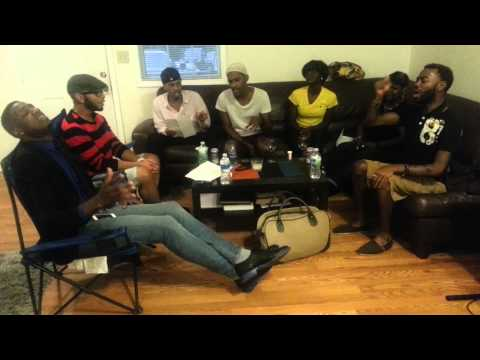 Crying Holy(new arrangement)-Hasan Green & Friends